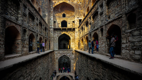 Agrasen Ki Baoli New Delhi, The Ashtan Sarovar Portico, Business Hotel In Green Park 3