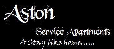 Aston Service Apartments, Bangalore Bangalore logo