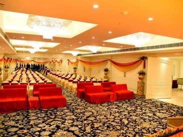 Clarks Avadh, Lucknow Lucknow Banquet Hall Clarks Avadh Lucknow 2