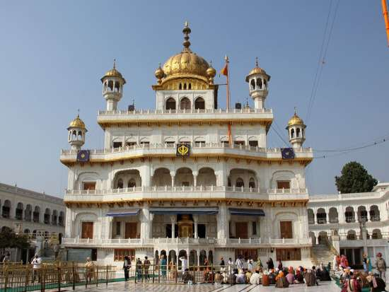 Hotel PR Residency        Amritsar sri akal takht2