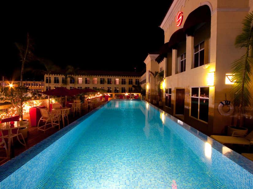 The Sky Terrace, Spanish Court Hotel, Kingston