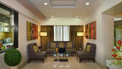 Superior Room at Residency Sarovar Portico Mumbai 5