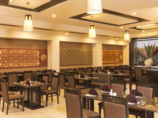 Dum Ka Zaika, restaurant at Narayani Heights, best restaurants in gandhinagar