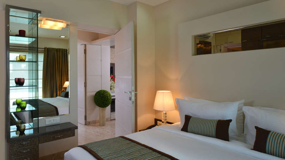 Suite at Residency Sarovar Portico Mumbai 1
