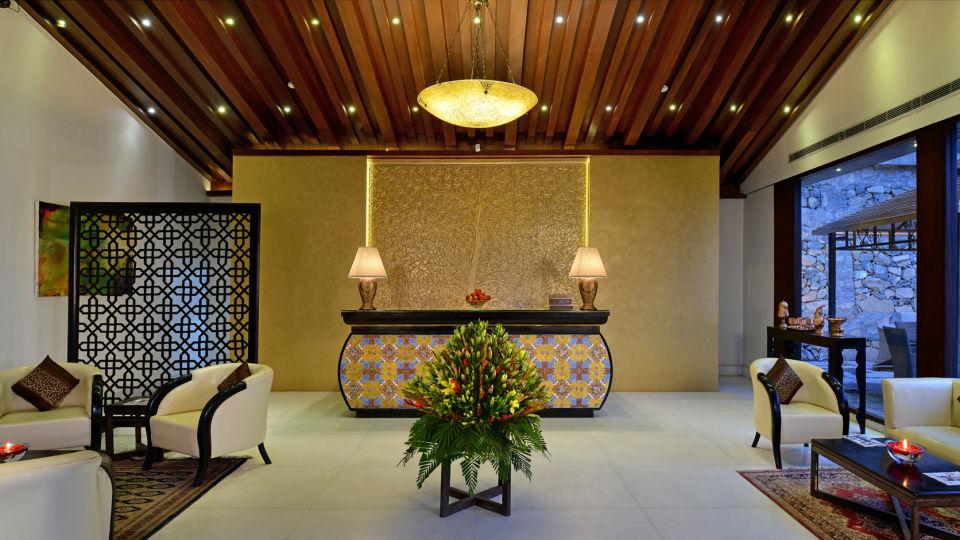 Lobby at RK Sarovar Portico Srinagar 2