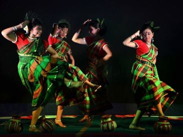 Traditional Folk Dance - To Save the Culture