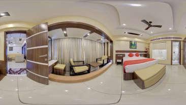 Suite room at The Renai Cochin