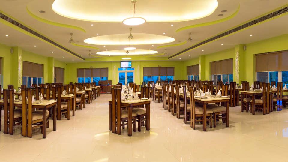 Restaurant Resort de Coracao Corbett 1