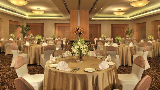 Banquet Hall at Hotel Park Plaza, Faridabad - A Carlson Brand Managed by Sarovar Hotels, Faridabad Hotels