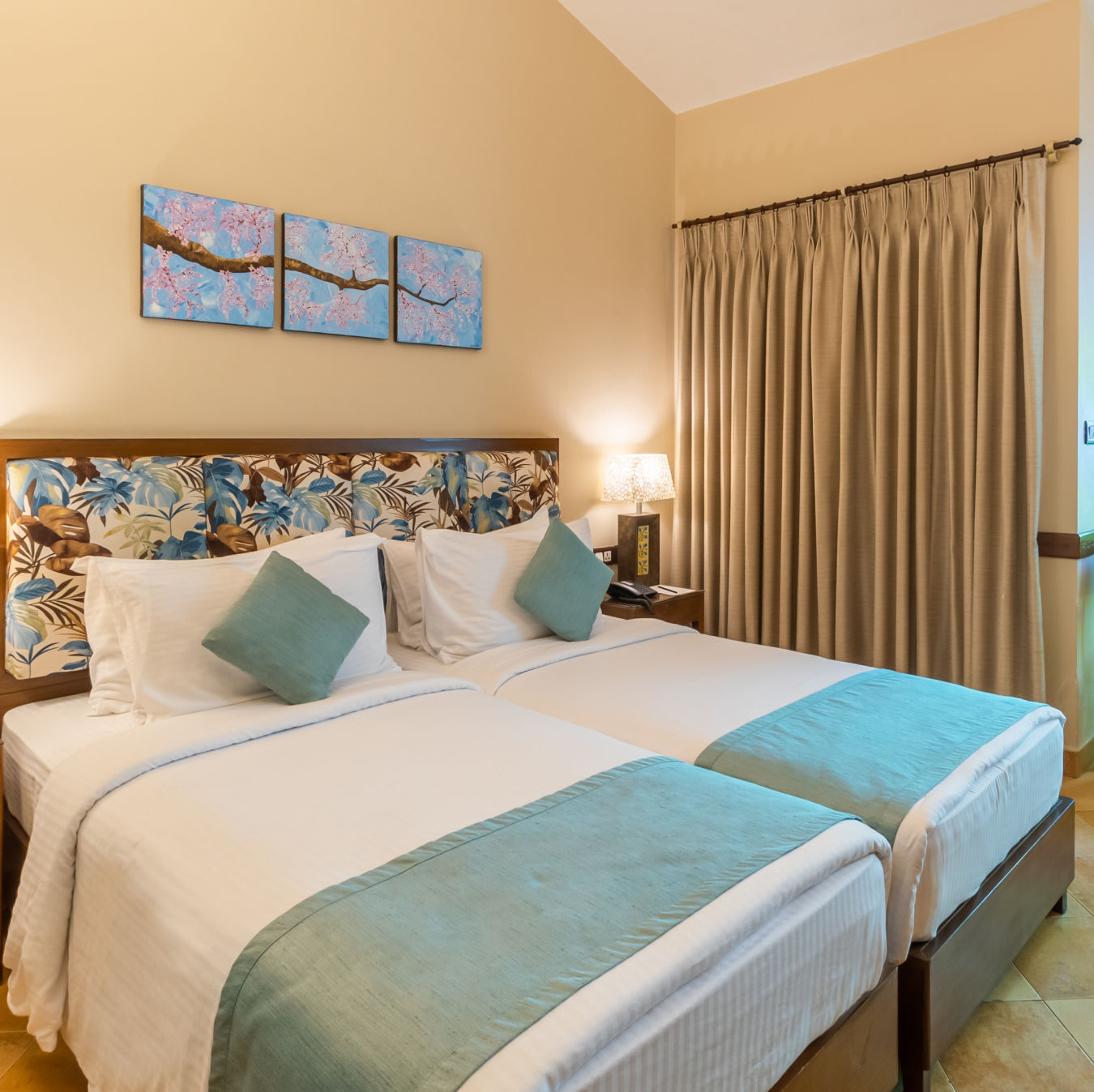 Superior Rooms, Heritage Village Resort and Spa, Resort near Arossim Beach 3