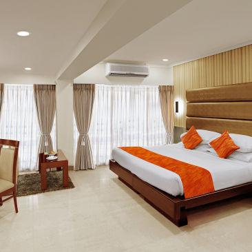 Deluxe Rooms at Suba Galaxy Suba Galaxy Mumbai 1