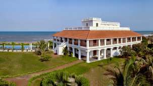 Facade, The Bungalow on the Beach Tranquebar, Hotels In Tranquebar 143