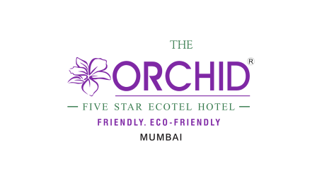 Orchid Hotels  The Orchid Five Star Ecotel Hotel Mumbai Logo