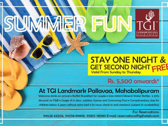 TGI Hotels and Resorts   Summer fun-01