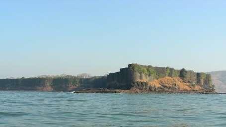 Lotus Beach Resort, Murud Beach, Ratnagiri Ratnagiri suvarnadurg fort