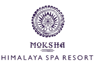 Moksha Himalaya Spa Resort, Parwanoo Chandigarh MOKSHA LOGO 1