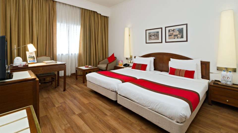 Superior Room Clarks Amer Jaipur - Luxury Hotel in Jaipur