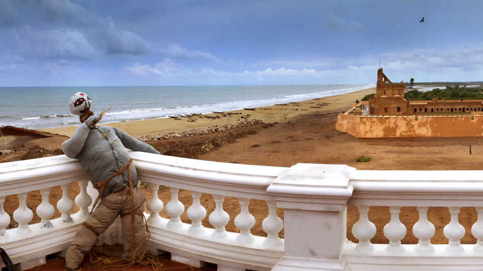 Hotel In Tamil Nadu,The Bungalow on the Beach Tranquebar, Best Hotel in Nagapattinam 44