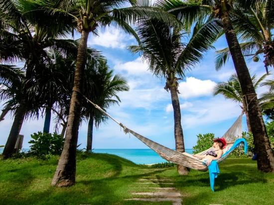 relax at natai beach resort