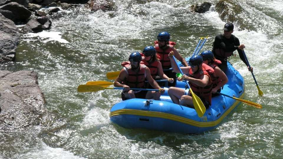Adaventure Sports at Aloha On the Ganges Rishikesh Resort and Hotel Rishikesh