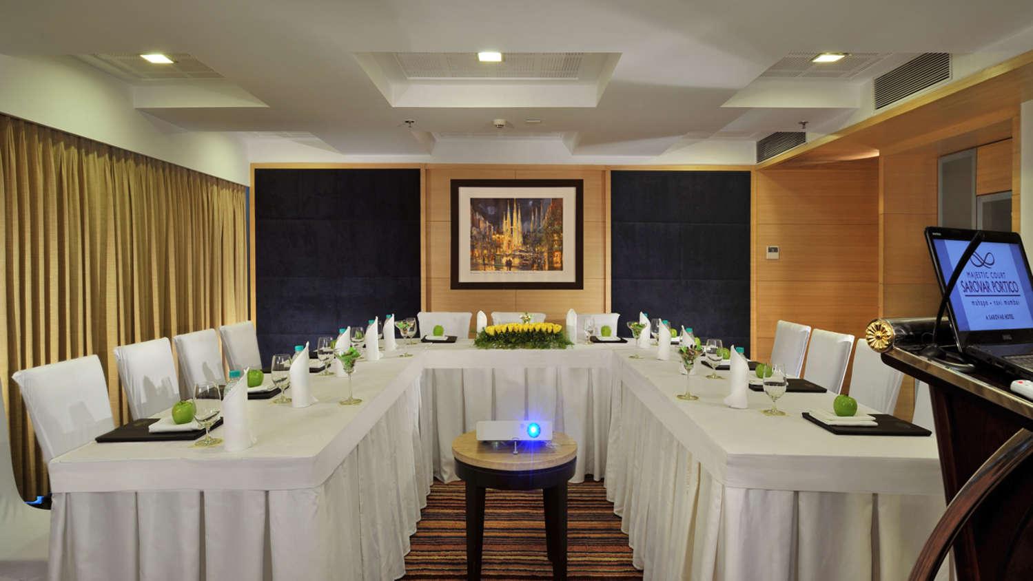 Majestic Court Sarovar Portico|Hotel In Navi Mumbai|Mahape Hotel