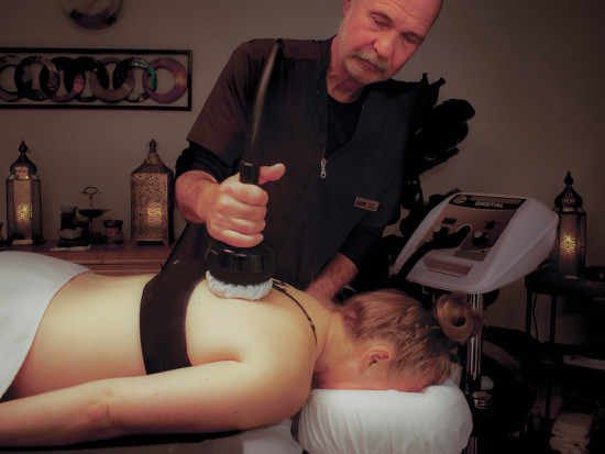 Vibro Powder Massage