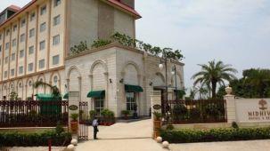 Vrindavan Hotel Nidhivan Sarovar Portico Hotel In Vrindavan