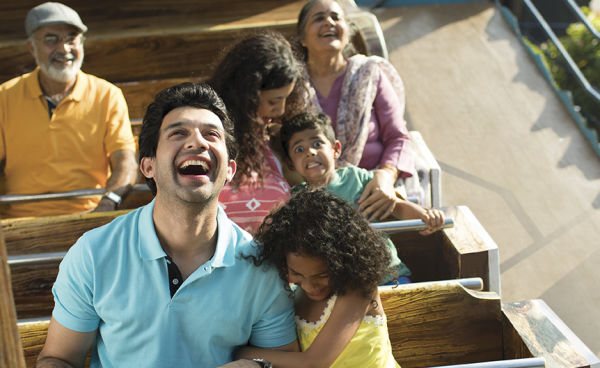 Wonderla Amusement Parks & Resort  PIRATE SHIP