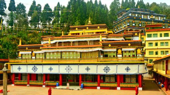 Rumtek Monastery The Royal Plaza Gangtok 2