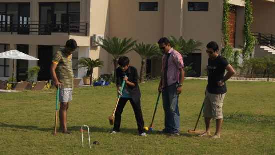 Recreation at the golden tusk ramnagar, Activities in Ramnagar 4