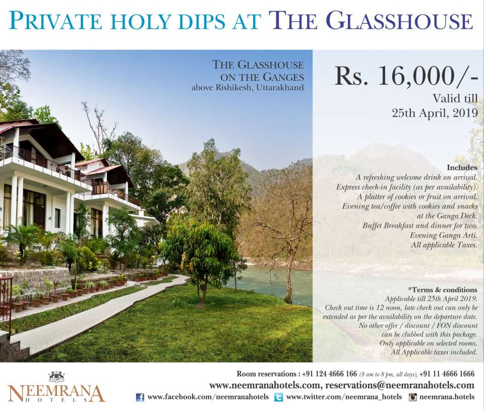 The Glasshouse package