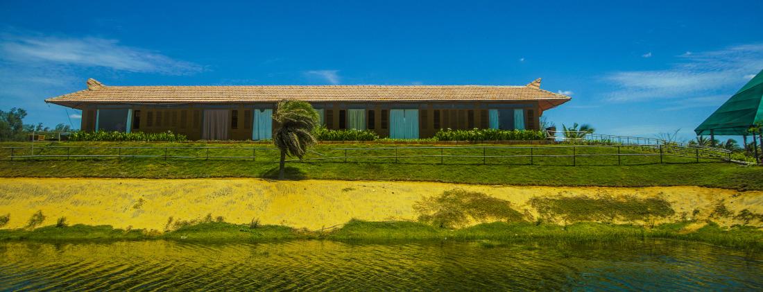 Spa at Chariot Beach Resort in Mahabalipuram 8