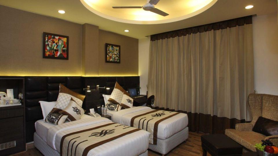premium rooms, JRD Luxury Boutique hotel, new delhi