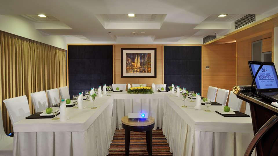 Banquet Majestic Court Sarovar Portico Navi Mumbai 3