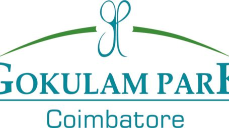 Gokulam Park Coimbatore Logo, hotel gokulam park, hotel near coimbatore hotel