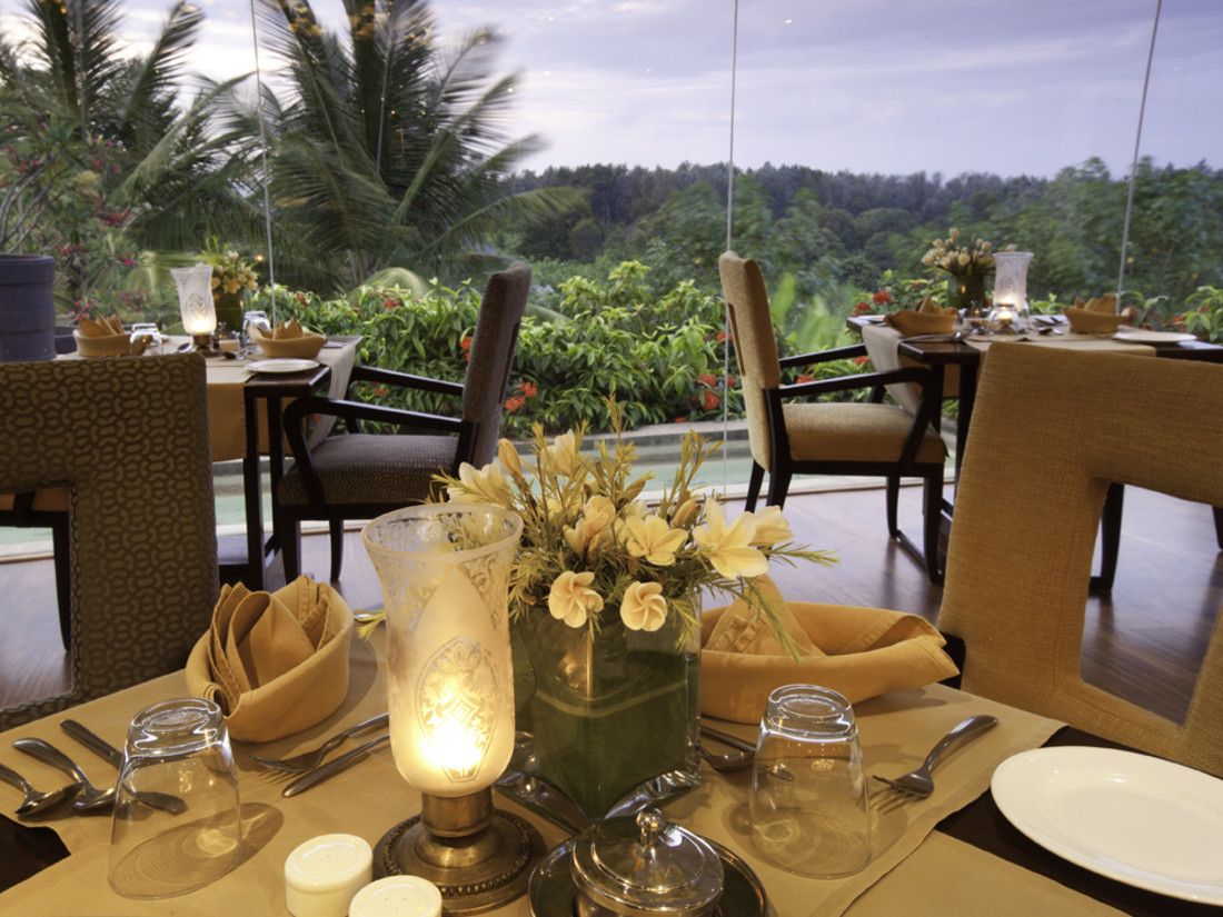 Odyessey Restaurant at The Serai Chikmagalur, The Serai Chikmagalur, Honeymoon Resorts in Chikmagalur 7