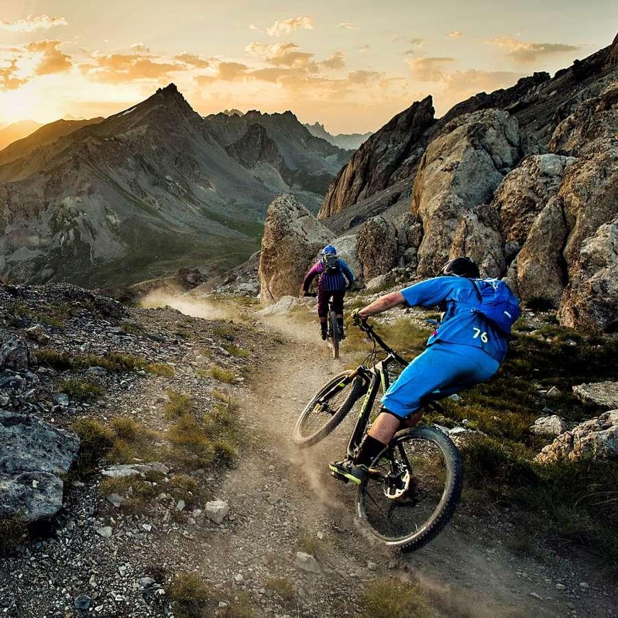 Mountain Bike Cycling