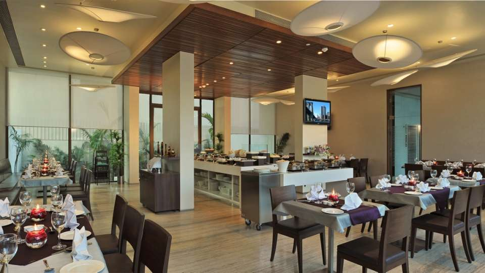 Mehak, Pure Veg Restaurant in Rajkot at Marasa Sarovar Portico Rajkot, 5 star hotel in rajkot