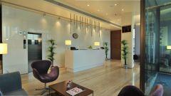 Lobby, Marasa Sarovar Portico Rajkot, 5 star Hotel in Rajkot