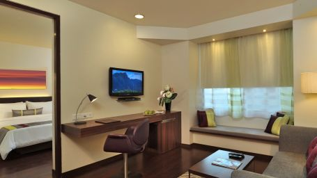 Suiets in Rajkot at Marasa Sarovar Portico Rajkot, Best hotels in Rajkot