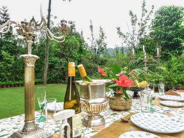 Restaurant 4 Shaheen Bagh Resort Dehradun