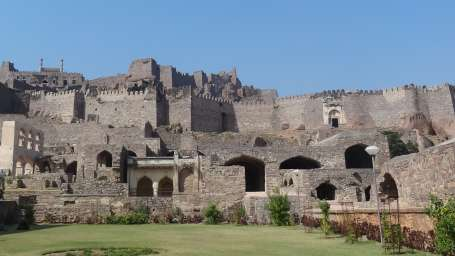 Hotel Siri Inn Hyderabad Hyderabad Golconda Fort Hyderabad