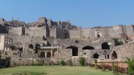 Hotel Siri Inn Hyderabad Hyderabad Golconda Fort Hyderabad