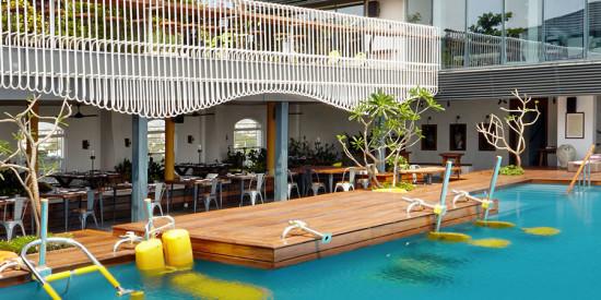 Swimming Pool at Hablis Suites, Hablis Hotel Chennai, Suites in Chennai 1