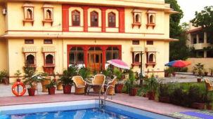 Facade Devi Niketan Heritage Hotel Jaipur 1