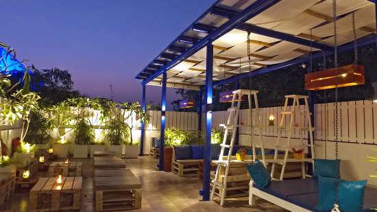 Jaipour Cafe Hotel Devraj Niwas Jaipur 1
