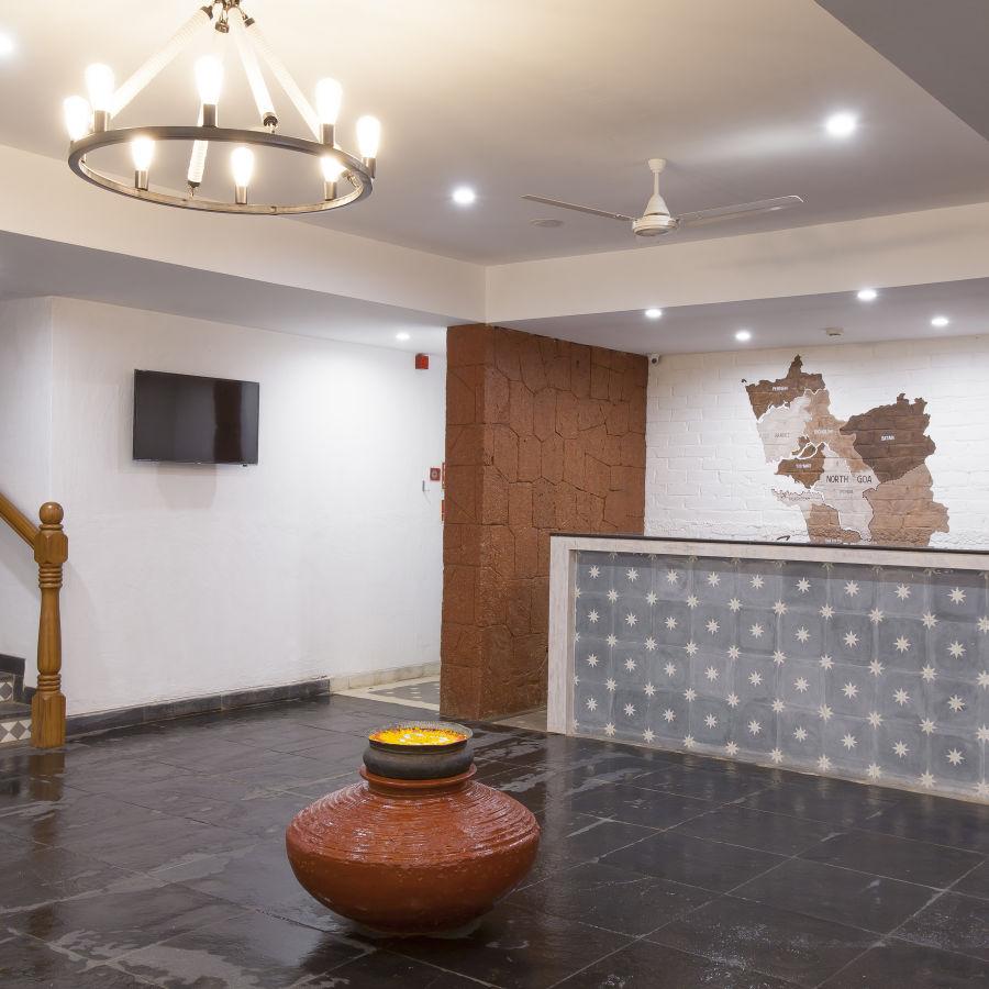 alt-text Jasminn South Goa Hotel in Betalbatim, Hotel in South Goa, Hotel near Betalbatim Beach, Hotel in Goa 1