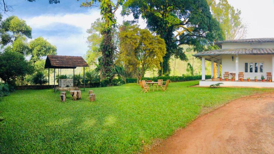 Verandah area at our resort in Wayanad, Parisons Plantation Experiences By Abad, Wayanad-2