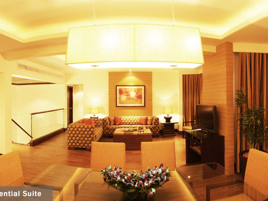 alt-text Presidential Suite in Mumbai, The Retreat Hotel and Convention Centre Madh Island Mumbai, Hotel in Mandh Island 1