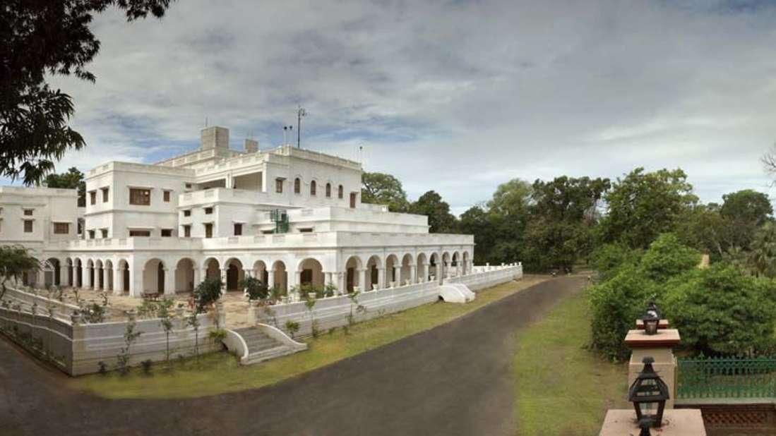 The Baradari Palace - 19th C, Patiala Patiala A panoramic view of the property The Baradari Palace Patiala